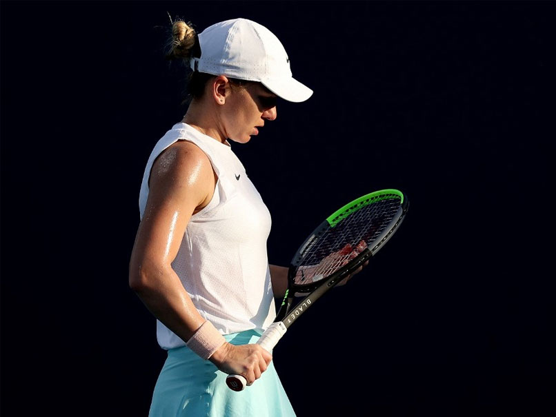 Simona Halep Pulls Out Of French Open With Calf Injury