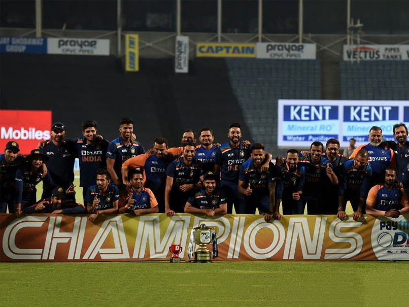 India vs England, 3rd ODI: India Defy Sam Curran Heroics In Thrilling Finale To Win Series 2-1 - NDTVSports.com
