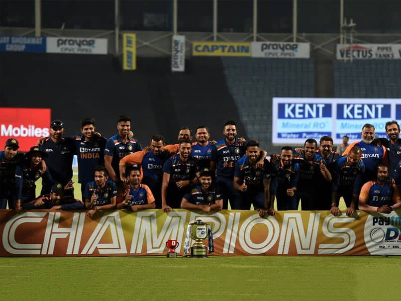India vs England, 3rd ODI: India Defy Sam Curran Heroics In Thrilling Finale To Win Series 2-1