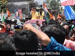 Kerala Assembly Elections 2021: Priyanka Gandhi Vadra Takes Out Road Show
