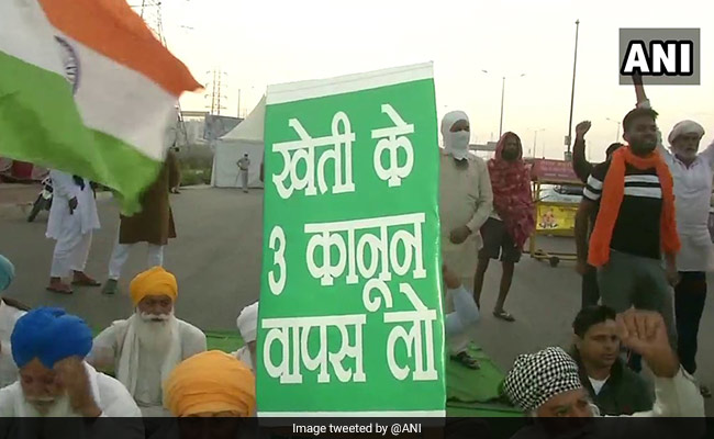 Protesting Farmers To Be Tested, Vaccinated For Covid: Haryana Minister