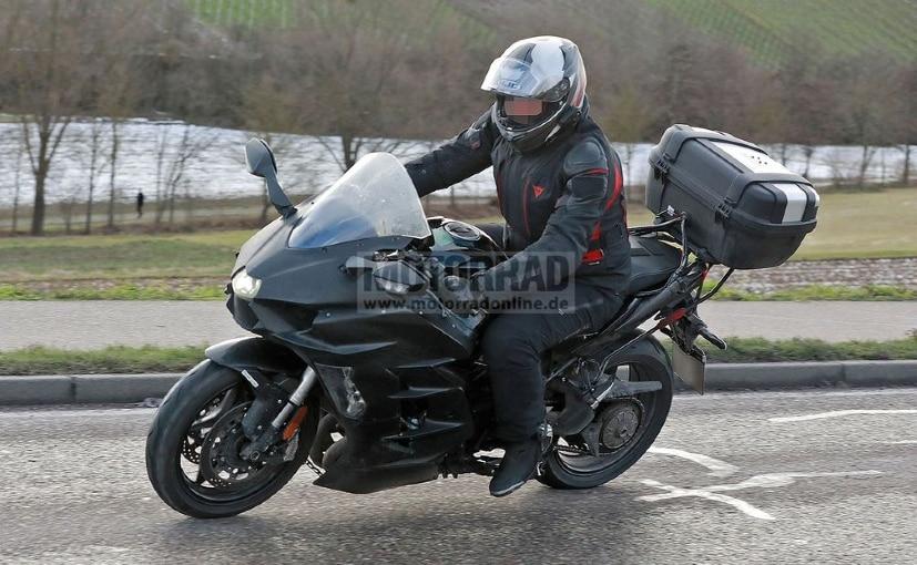 The Kawasaki Ninja H2 SX is expected to get radar-assisted, and predictive electronics