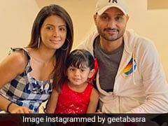 Geeta Basra Enjoys Harbhajan Singh's Favourite Summer Food During Pregnancy; Guess What!