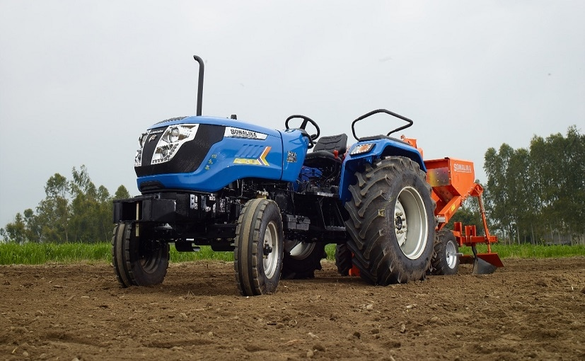 Sonalika has recorded its best ever cumulative domestic sales of over 1 lakh tractors in 11 months