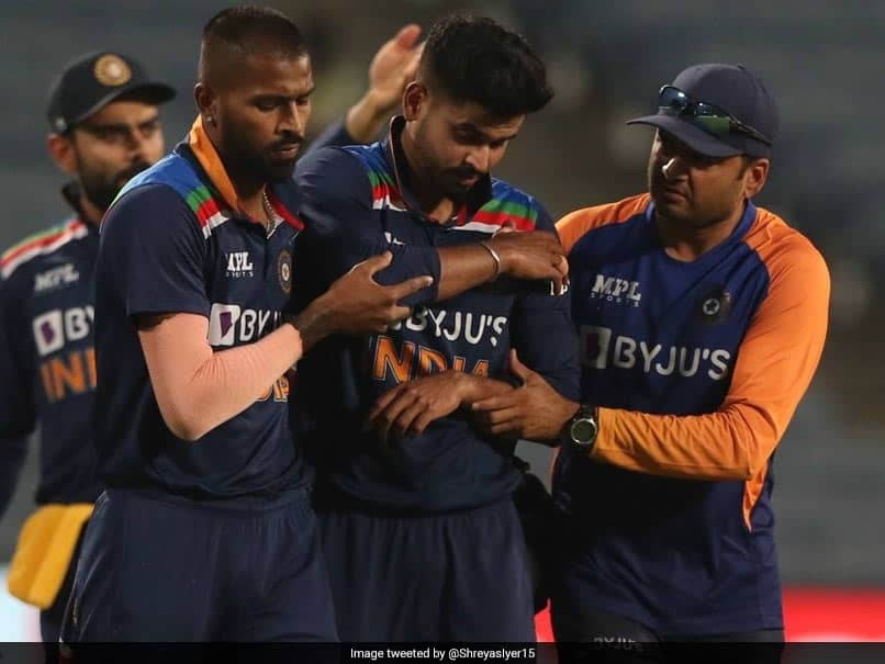 IND vs ENG: Shreyas Iyer Thanks Fans For Overwhelming Support, Promises To Be Back Soon From Shoulder Injury
