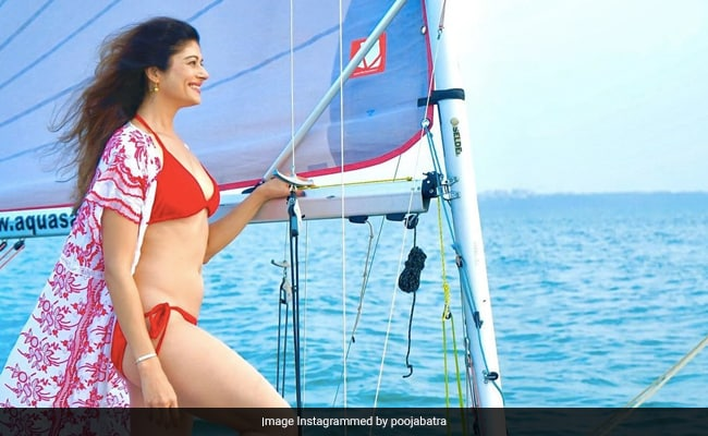 Just A Regular Day In The Life Of Pooja Batra. See Pics From Goa