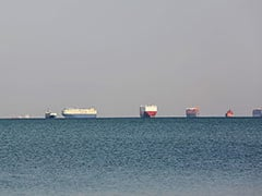 Stuck In Suez: Thousands of Animals Crammed Into Hulls Of 10 Ships