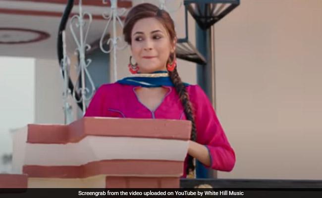 Shehnaaz Gill के पंजाबी सॉन्ग Shokeen का जबरदस्त धमाल, Video एक करोड़ के पार