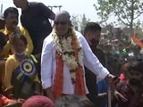 Video : Mithun Chakraborty's Election Debut - As Star Campaigner, Not Candidate