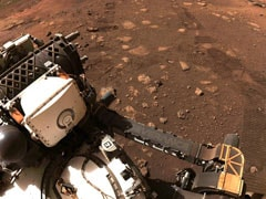 Mars Rover Perseverance Collects Samples In Hunt For Past Life
