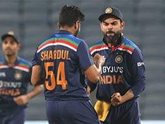 """Wish He'd Continued"": Shardul Thakur On Virat Kohli Quitting T20I Captaincy"