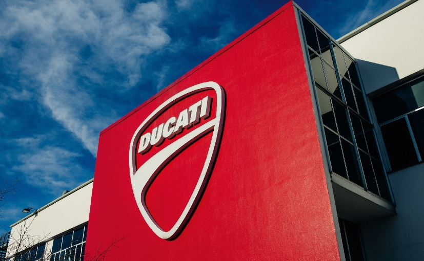 Ducati may be exploring synthetic fuels, rather than going full electric