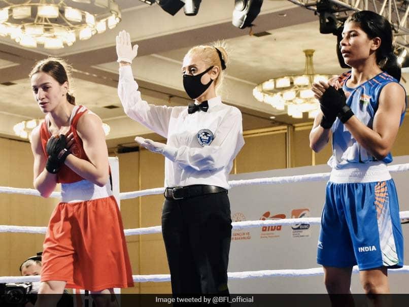 Nikhat Zareen, Gaurav Solanki Take Home Bronze At Bosphorus Boxing Tournament