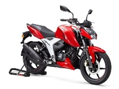 TVS Records Highest-Ever Monthly Two-Wheeler Exports In March 2021