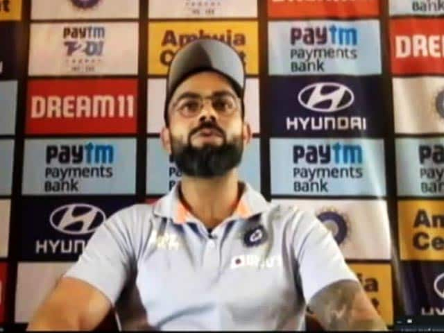 Video : This Is The Most Balanced T20 Squad: Virat Kohli