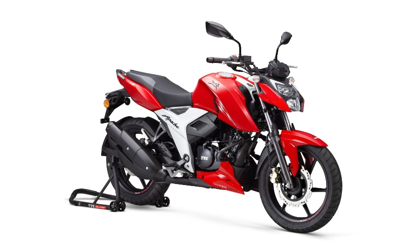 TVS Motor Company reports strong sales numbers in both domestic and export markets