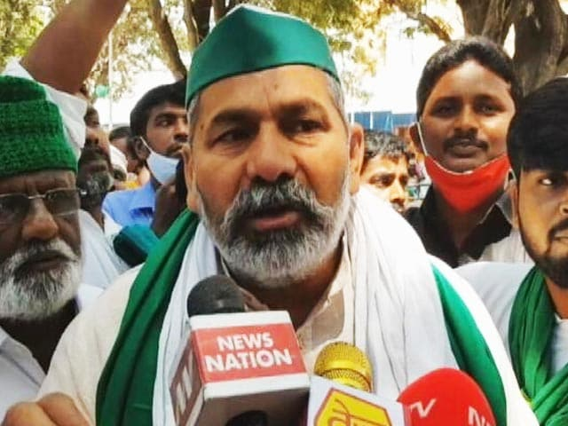 "Video : Need To Make A ""Delhi"" In Bengaluru, <i>Gherao</i> City: Farmer Leader In Karnataka"