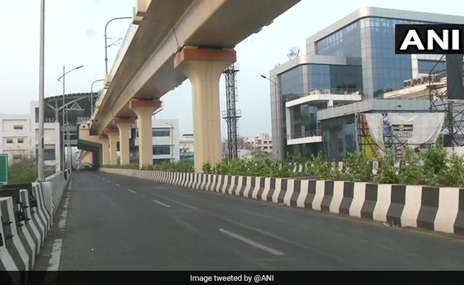 Restrictions In Maharashtra's Nagpur To Continue With Partial Relaxation