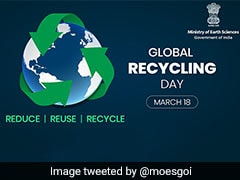 """Global Recycling Day: """"Reduce, Reuse, Recycle, Recover Is The New Mantra"""""""