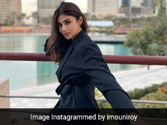 Mouni Roy's South Indian Feast In Madurai Is All Things Indulgent (See Pic)