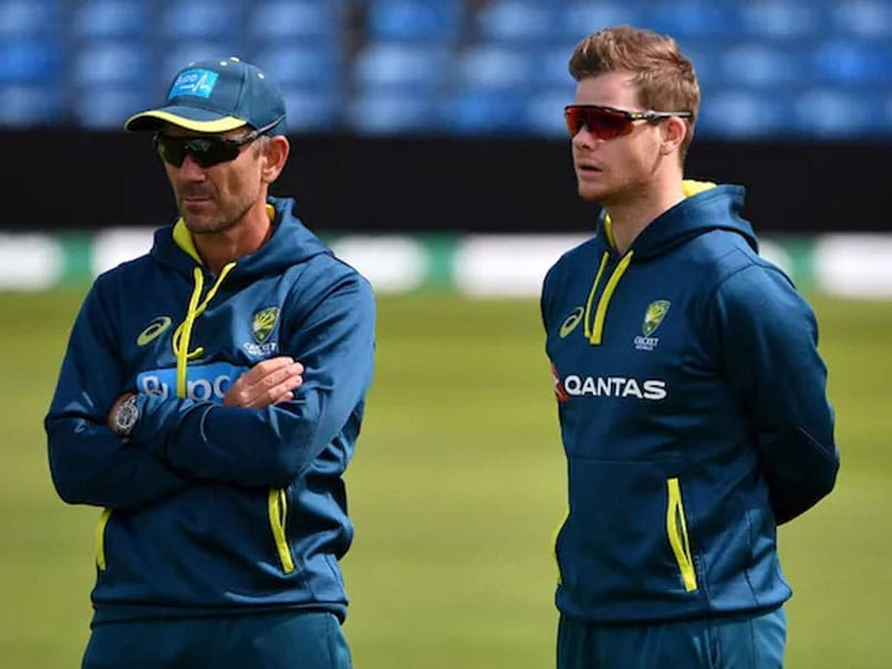 """""""No Position Available"""": Justin Langer After Steve Smith Says Keen To Lead Australia Again"""