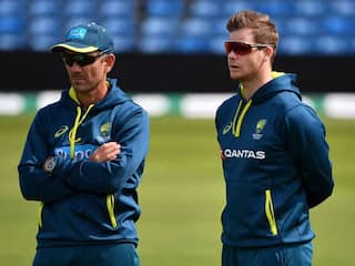 """No Position Available"": Justin Langer After Steve Smith Says Keen To Lead Australia Again"