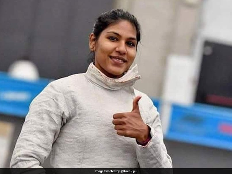 """Ill Do My Best And Make Country Proud At Tokyo Olympics: Bhavani Devi After PM Modis """"Inspiring"""" Words"""