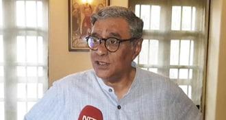 Swapan Dasgupta Renominated To Rajya Sabha After Bengal Poll Defeat