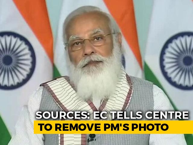 Video : Remove PM Photo From Vaccine Certificates: Election Commission To Centre