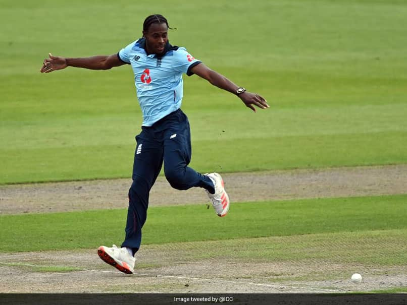 India vs England: Englands Jofra Archer A Doubtful Starter For Upcoming T20I Series