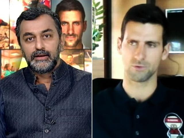 Video : First Grand Slam In 2008 Made Me Believe I Could Win Majors: Djokovic