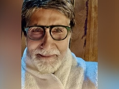 What Amitabh Bachchan Wrote After His Second Eye Surgery