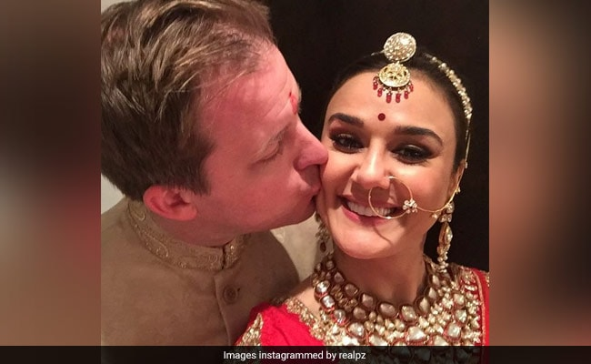 Preity Zinta, Missing Husband Gene Goodenough On Anniversary, Wrote This
