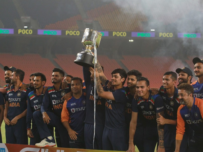 India vs England, 5th T20I: India Thump England In High-Scoring Decider To Clinch Series 3-2