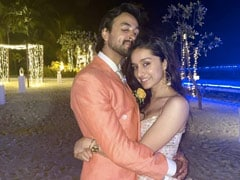 How Birthday Girl Shraddha Kapoor Is Making Memories At Cousin Priyaank's Wedding In Maldives