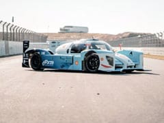 Hyundai Motor Partners With Forze Hydrogen Racing To Build The World's Fastest Fuel Cell Racing Car