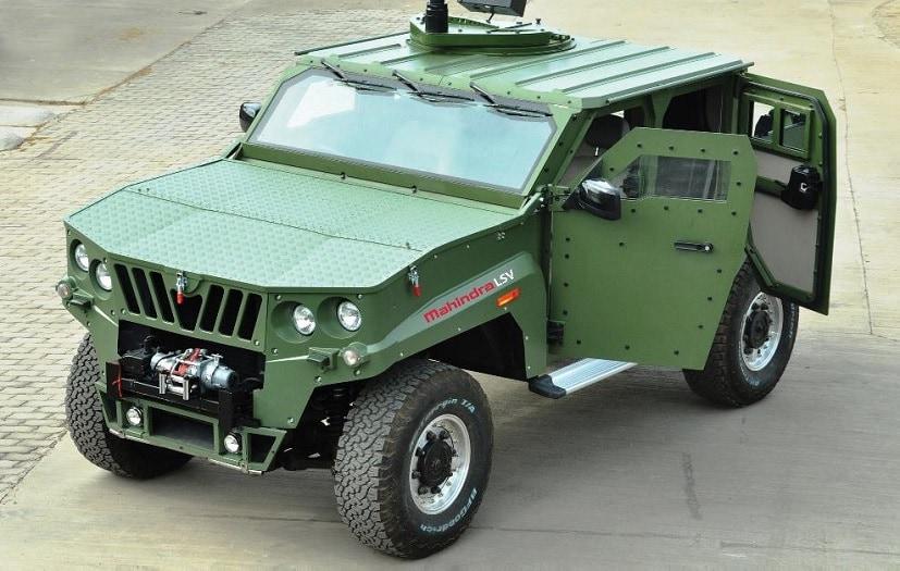 रक्षा मंत्रालय की ओर से 1,300 लाइट स्पेशलिस्ट वाहन (LSV) की मांग की गई है