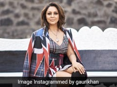 In A Printed Coat And Boots, Gauri Khan Channels Chilly Winter Days Before Summer Arrives