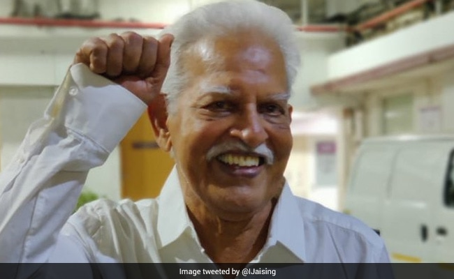 'Free At Last': Poet Varavara Rao, 81, Released After Last Month's Bail