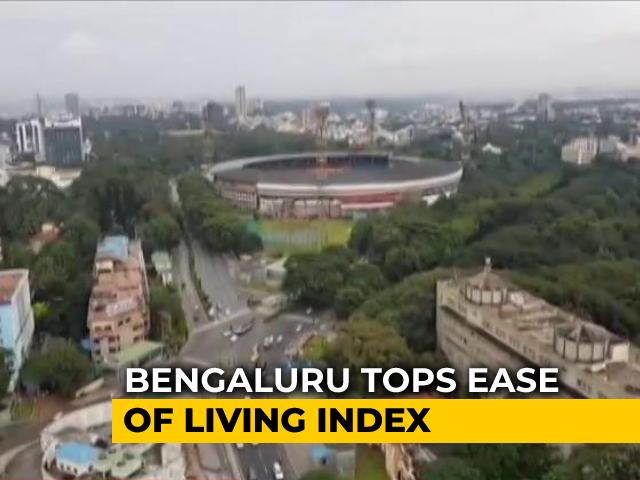 Video : Bengaluru Tops Ease Of Living Index. 'Except Traffic,' Say Residents