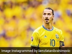 """""""Return Of The God"""": Zlatan Ibrahimovic Returns To Sweden Squad For World Cup Qualifiers"""