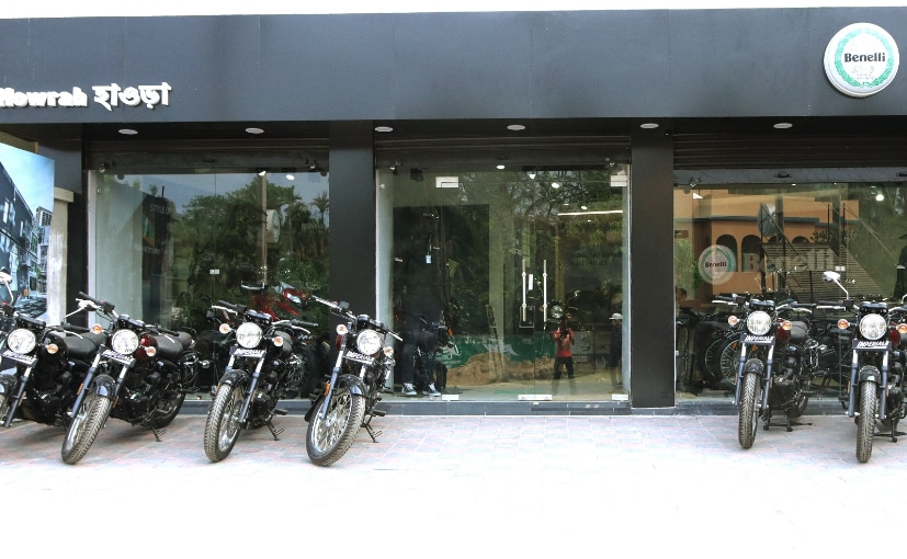 Benelli launches 41st dealership in India in Howrah, West Bengal