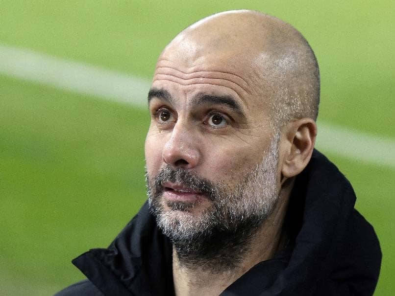 Jadon Sancho is set for a reunion with Pep Guardiola after Manchester City were pitted against Borussia Dortmund in the Champions League quarter-final draw.