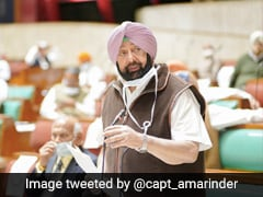 Punjab's Covid Testing Rate Higher Than National Average: Amarinder Singh To Centre