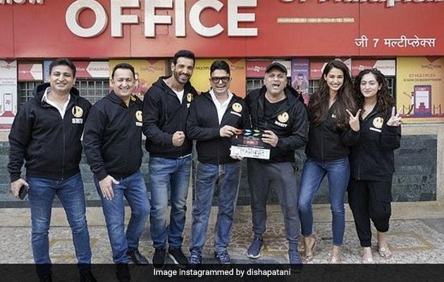 Ek Villain Returns: John Abraham And Disha Patani Begin Shooting For Their Film - NDTV