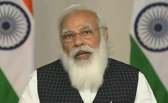 India Walked The Talk, Supplied Vaccines To Over 80 Nations: PM Modi At Raisina Dialogue