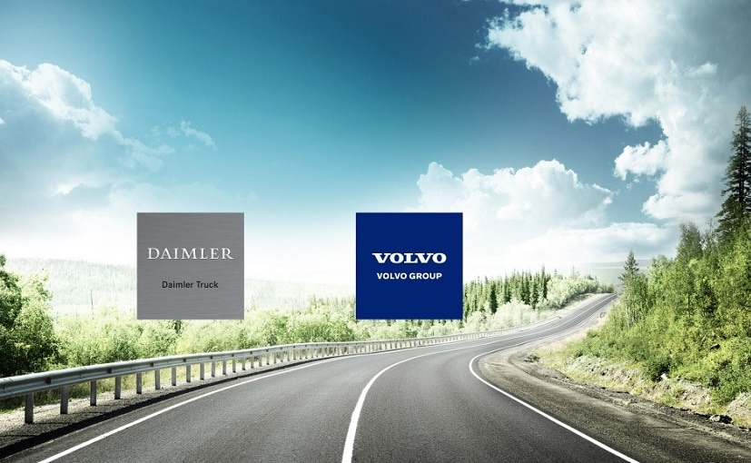 Volvo Group is to start with customer tests of trucks with fuel-cells in about three years