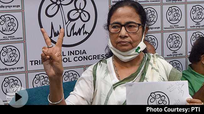 "Video | Mamata Banerjee's Big 1-Seat (Nandigram) Gamble, Says ""Smiley Election"""