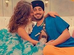 """<I>Haye Marjaneya</i>"": Neha Kakkar's ROFL Struggle For Husband Rohan Preet's Attention"