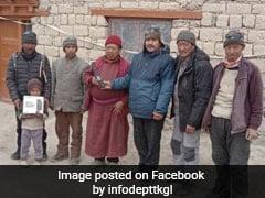 Ladakh Village Gets Satellite Phone For Connectivity